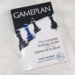 Gameplan Book by Sarah Harnisch